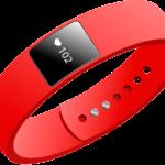 fitness armband sichern