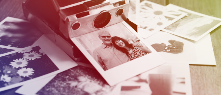 Fotoscanner analoge bilder