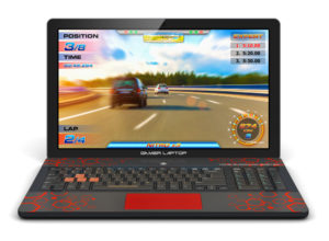 gaming laptop typen