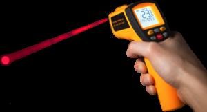 infrarot laser