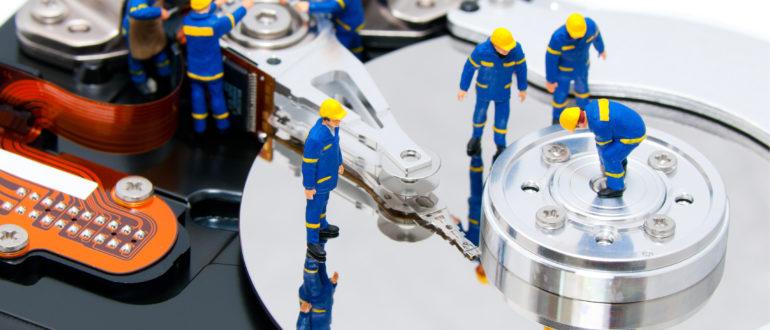 Laufwerk PC