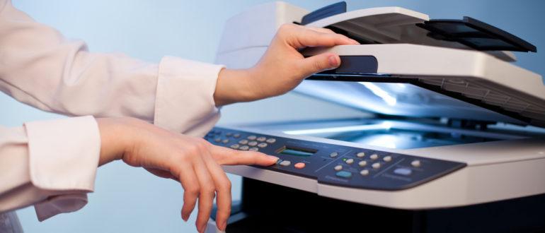 laserdrucker mit scanner test