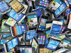 smartphone typen