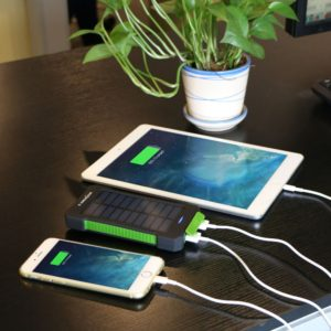 Solar-Ladegerät USB