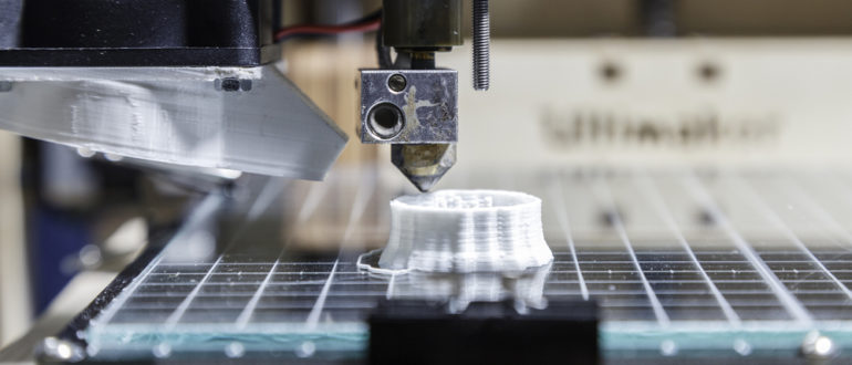 3D-Drucker Test