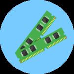 DDR3-RAM-Speicher Vergleich