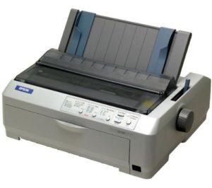 Epson Drucker test