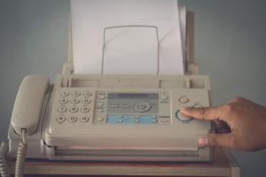 Fax Geschichte