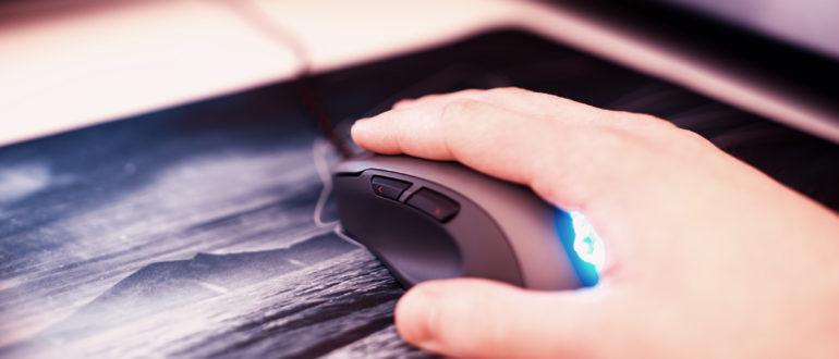 Gaming-Mousepad Test