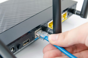 router kabel