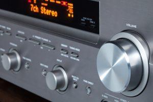av receiver sound