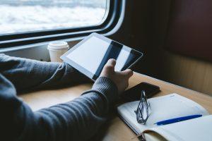 tablets reisen