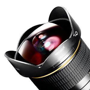 fischaugenobjektive kamera