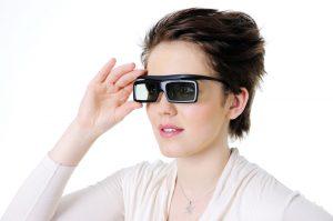 shutter 3d brillen