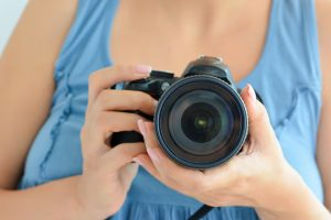 handling kamera
