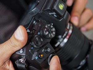 modi kamera