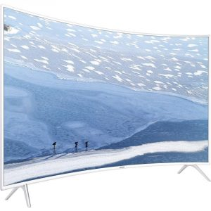 curved smart tv
