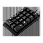 mechanisches keypad