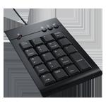 rubberdome keypad