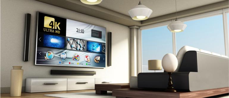 smart tv test vergleich 2019 die besten produkte. Black Bedroom Furniture Sets. Home Design Ideas