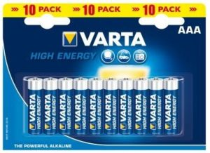 Alkali-Mangan-Batterien