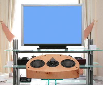 stereo-verstärker test