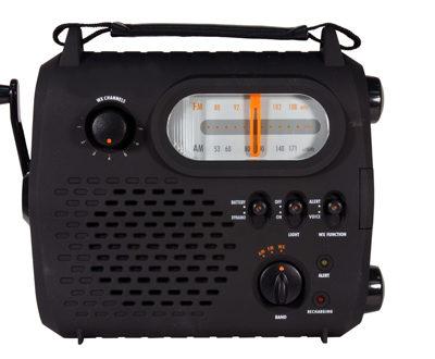 kurbelradio test
