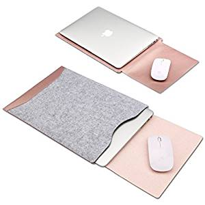 mac book huelle mit mouse pad