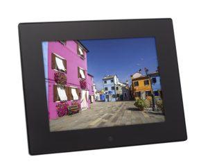 digitaler bilderrahmen videofunktion rollei