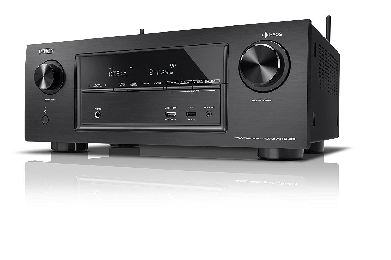 receiver AVR X2400H denon