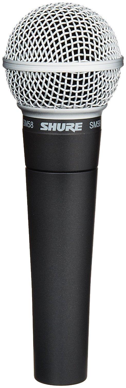 kondensatormikrofon shure