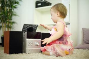Stereoanlage kinder