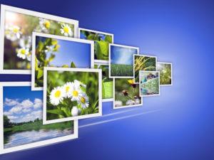 digitaler bilderrahmen aufnahme