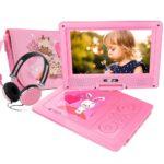 Tragbarer DVD-Player für Kinder