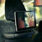 DVD-Player für das Auto