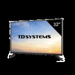 32-Zoll-Fernseher mit HD
