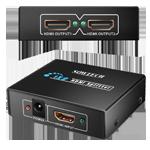 HDMI-Splitter Test