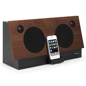 iPhone-Dockingstation Holz
