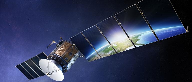 Satellit-Teaser