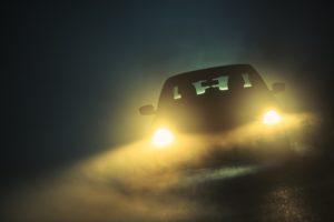 Auto Nebelscheinwerfer