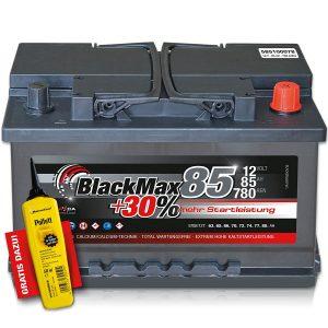 batterie blackmax 85