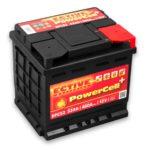 Bleisäure Batterie