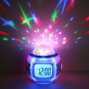 Sternenhimmel LED Projektionswecker