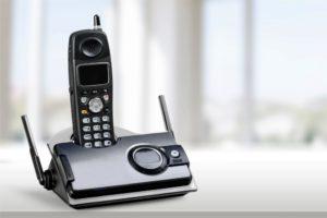 schnurloses Telefon reichweite