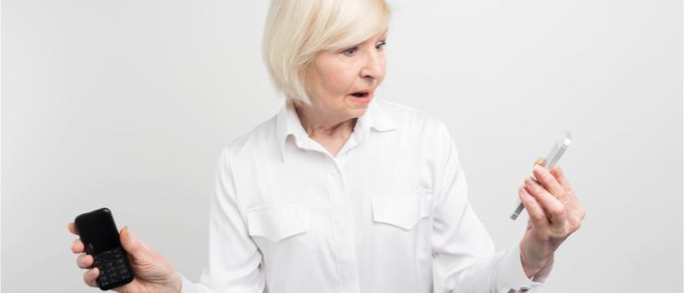 seniorenhandy-vergleich